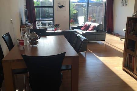 Bright house close to Amsterdam - Utrecht - Maison