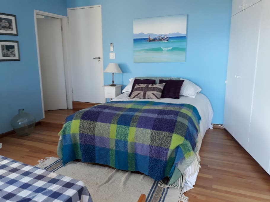your 25 sq. mts bedroom .