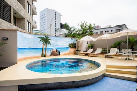 3BR Apartment Miraflores Lima Peru - Miraflores District - อพาร์ทเมนท์