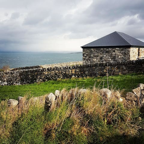 Connoles Gatehouse by the Sea