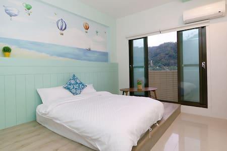 熱氣球山景雙人房 - Bed & Breakfast