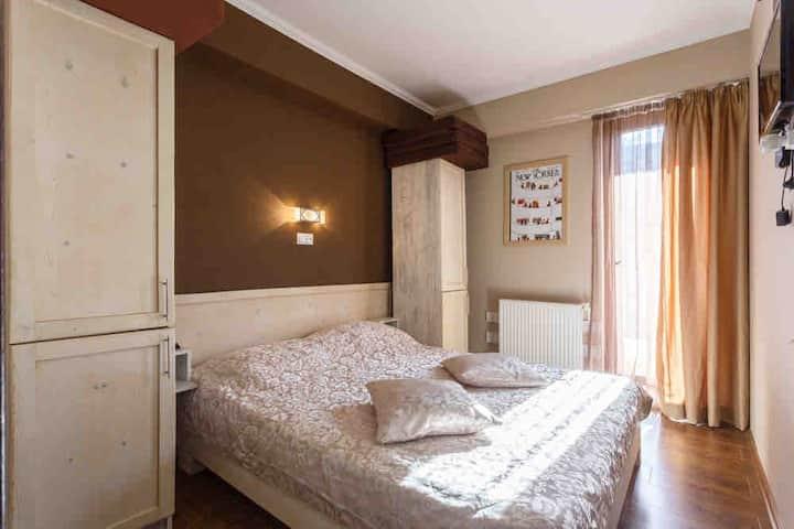 Cozy, spacious 2 bedroom in Bakuriani!