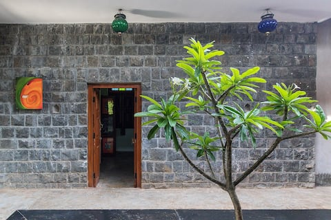 Raanjai, your abode for fragrant memories ...