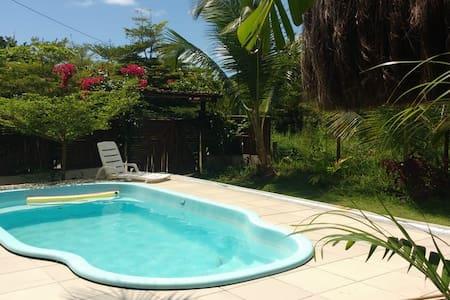 Barra grande - casa de praia com piscina