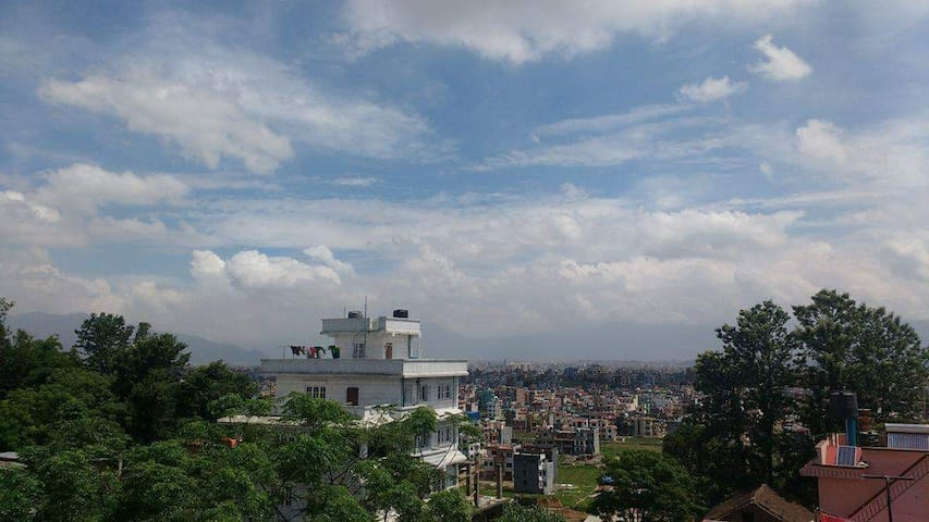 Viewing all 3 cities of Kathmandu Valley