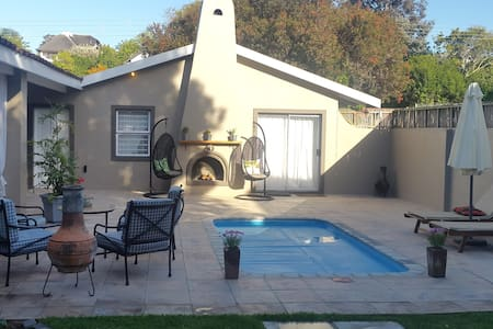 Fantastic garden cottage 850m from central beach! - Plettenberg Bay