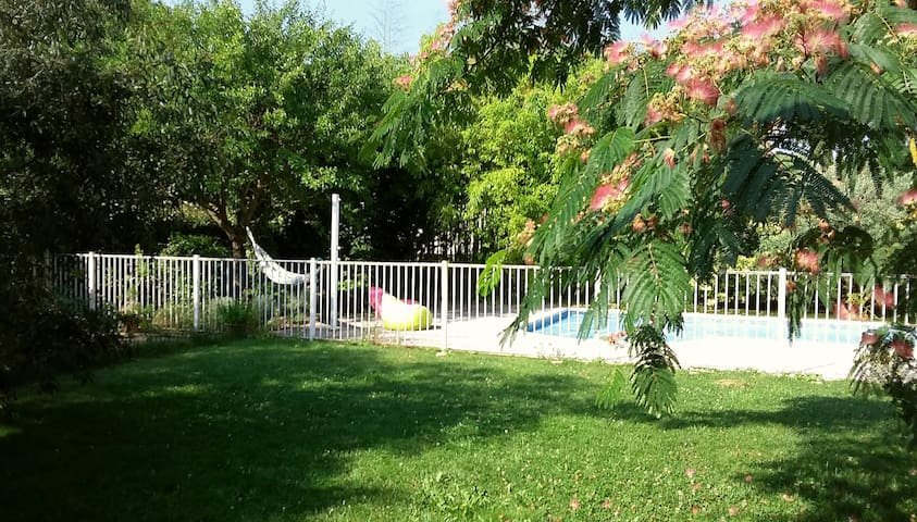 Bed and Breakfast, quiet in Toulouse/Aucamville