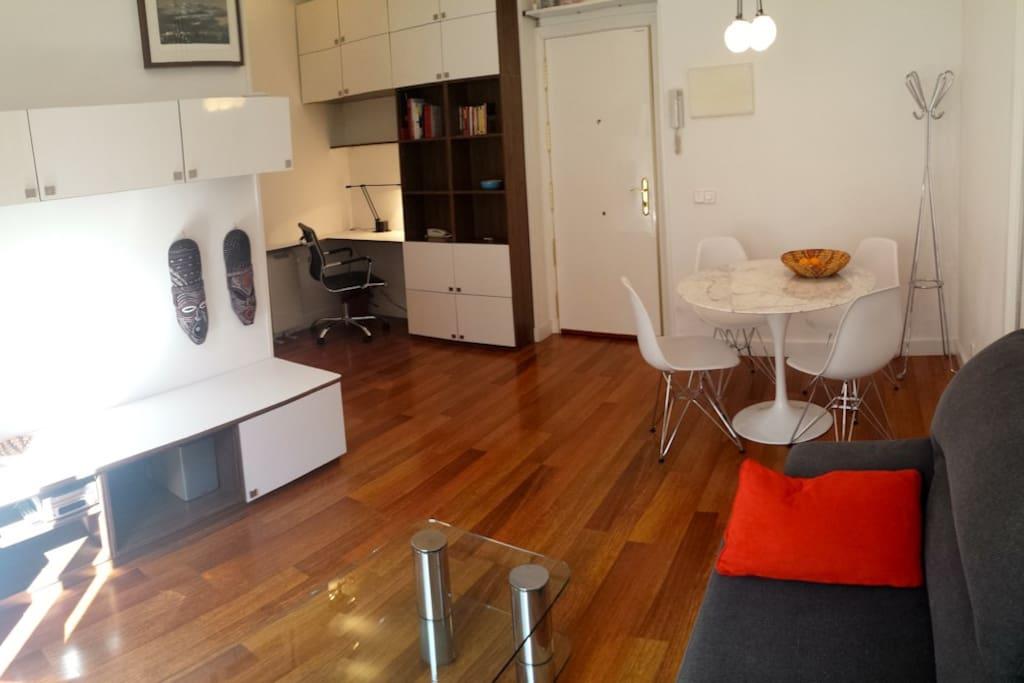Salón Living room