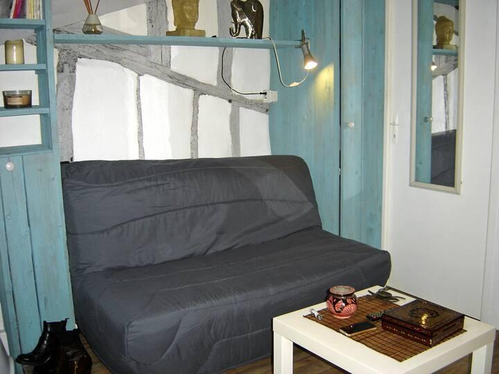 Studio meublé Auch 32000 centre historique