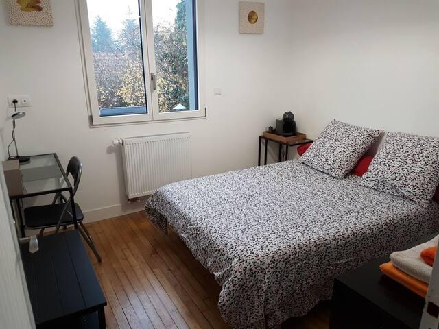 Chambre privée confortable - Beaujoire/Parc expo