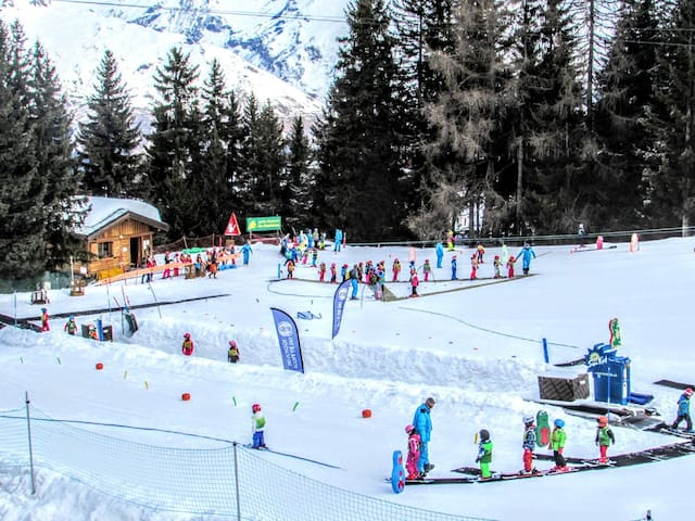 Les Arcs 1800 Ski-In/Ski-Out - Bourg Saint Maurice