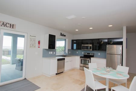 Coquina Ocean Front Lower Unit - Flagler Beach