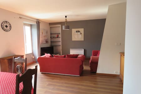 Grand appartement dans le centre du Guilvinec - Apartmen