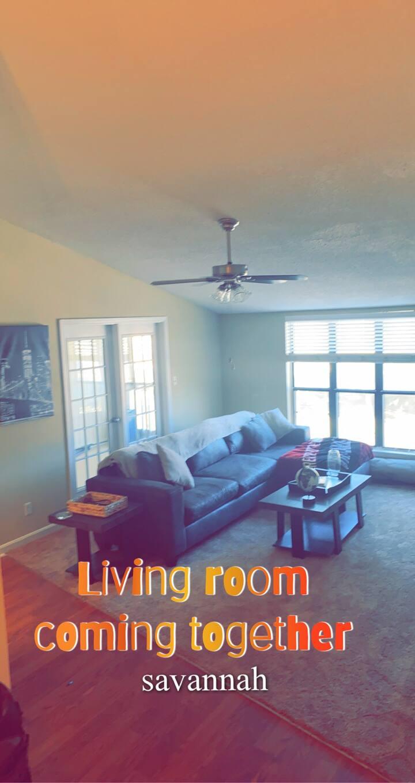 Breezy bedroom getaway