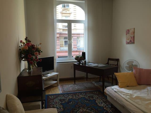 Messe- u. citynahes Business Zimmer - Frankfurt - Departamento