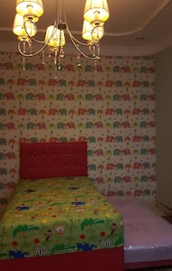 1. Cozy M Villa Siantar common room - Pematang Siantar City