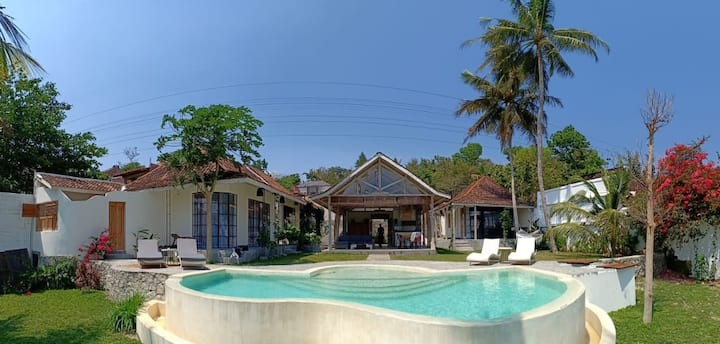Sun Moon Star Villas - 1000 m² only for you