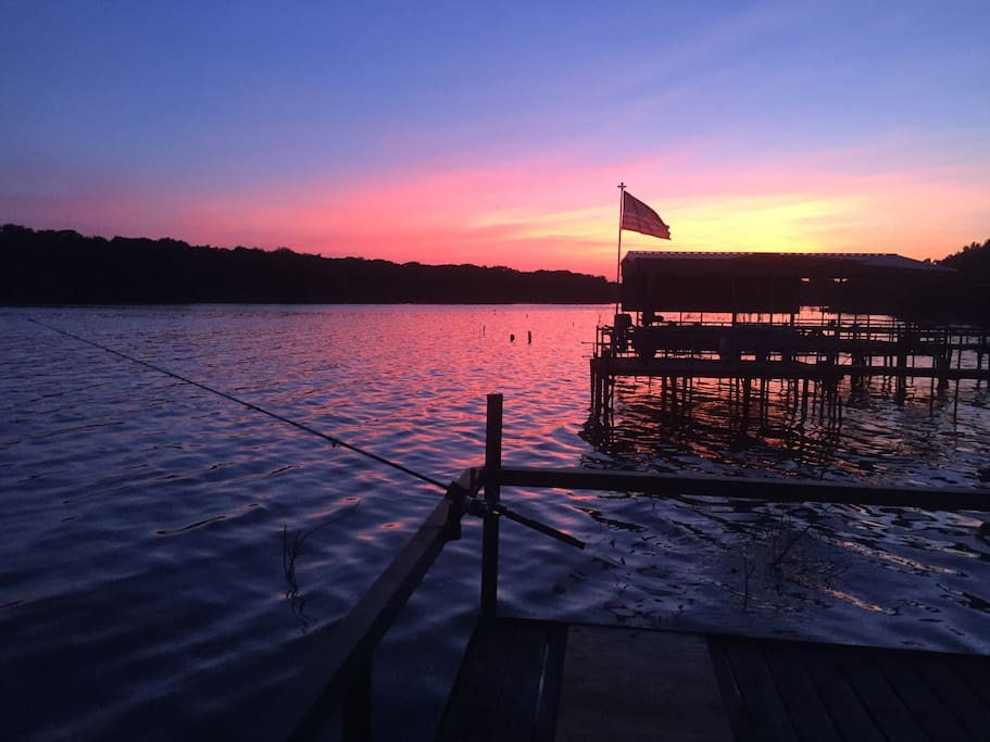 Very beautiful Sun Set