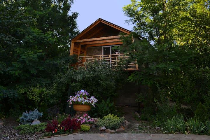 Уютный дом с русской баней