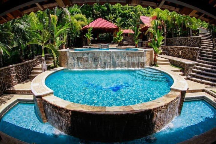 Bachelor Party Villa | Gated Community near Jaco