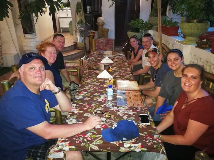 Food tour with Jose gomez