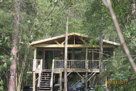 The Duke's River House