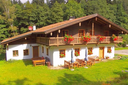 Ferienpension Posthof (Waldmünchen), Ferienwohnung-2, 51 m², parterre, lichtdurchflutet