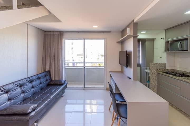 #TDH715# Duplex maravilhoso no Setor Bueno