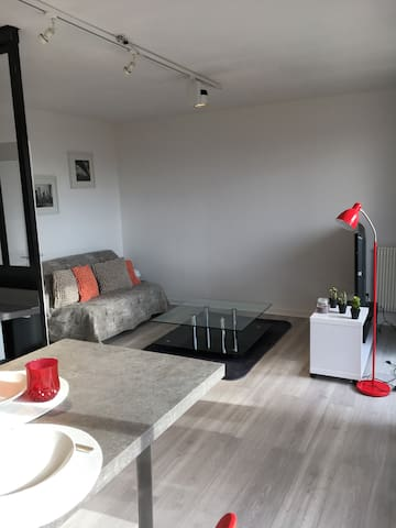 Appartement au centre de Mâcon - Mâcon - Lägenhet