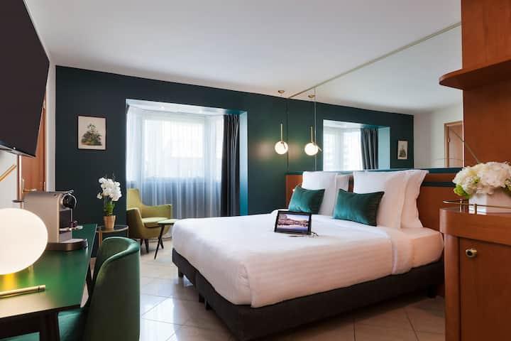 Belle chambre confort 25m2 proche Croisette