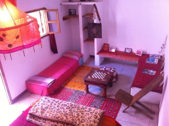"""La Suite"" - Bedroom - Sidi Ifni - Bed & Breakfast"