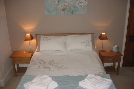 Pretty Double Room near Cathedral Quarter - Lincoln - Bed & Breakfast