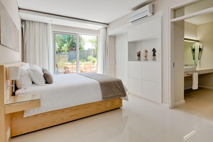 Garden View Bedroom 3