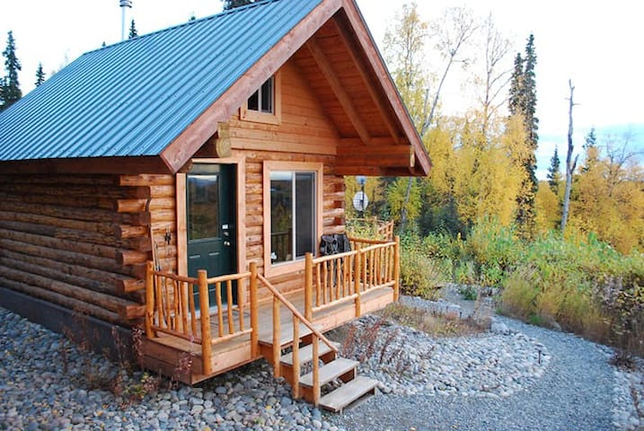 My Alaska Cabin. Founded in 2005. 99% happy travelers!