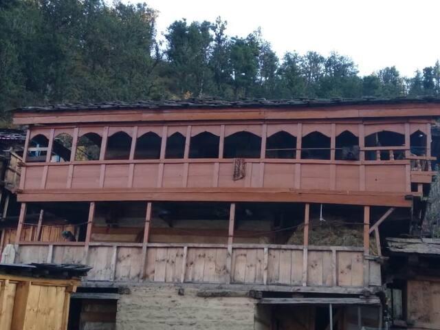 Jakhol Village Homestay