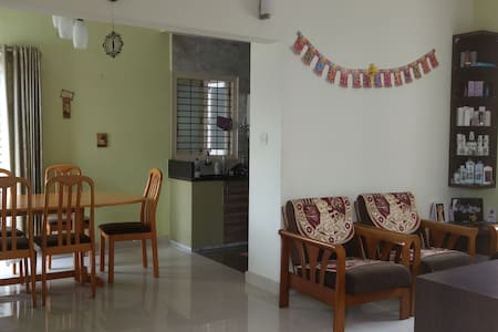 Tranquil Living close to IIM Bengaluru.