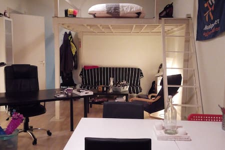 Large private room 5 min walking from city centre - Nijmegen
