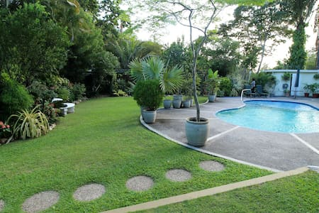 POS Oasis Private Room, garden, pool, wifi - Port of Spain - Talo