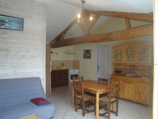 Gîte Paysage  Cotier - La Rochelle - Sainte-Soulle - Dům