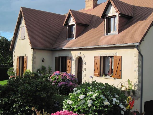 2 Chambres chez l'habitant - Saint-Georges-des-Groseillers