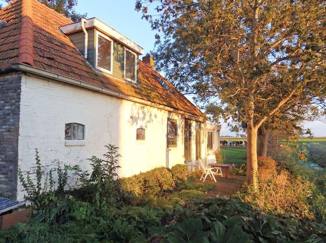 Ferienhaus Buren hinter dem Bauernhof