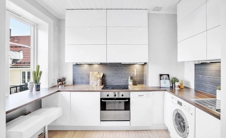 Moderne leilighet i klassisk stil