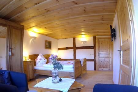 Berghof DZ KÄUZCHENKUHLE idyllisch im Vogtland - Zeulenroda-Triebes - Guesthouse