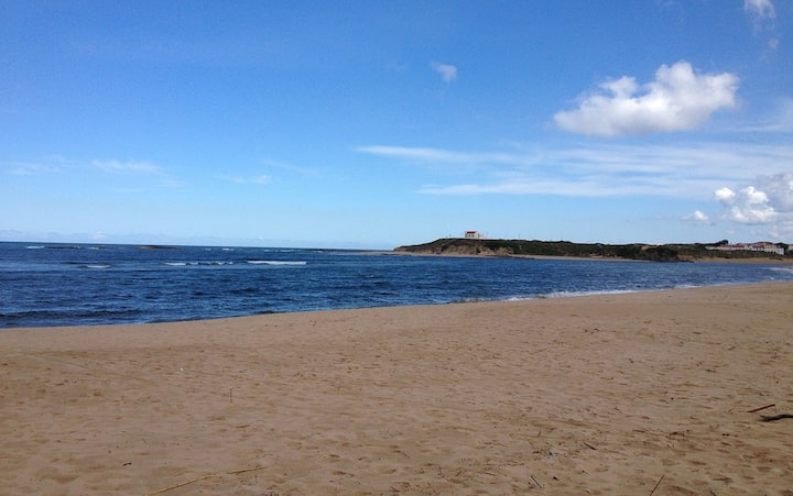 Vila  Nova Milfontes beach
