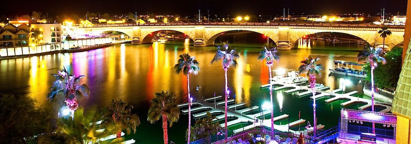London Bridge Resort - Lake Havasu City - Departamento
