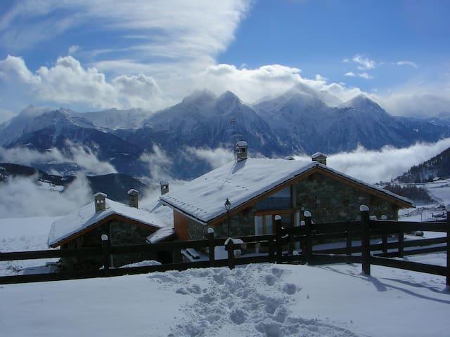 Bilocale per sciatori fondisti edi escursionisti - Aosta Valley - Apartament
