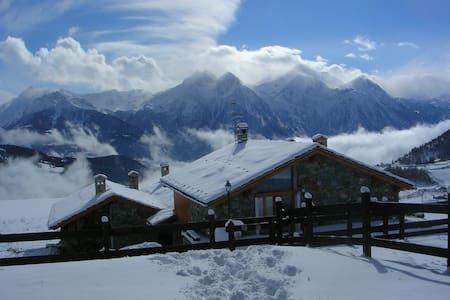Bilocale per sciatori fondisti edi escursionisti - Aosta Valley