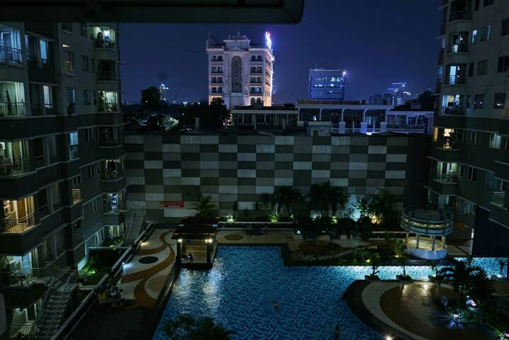Cozy Living in City Center - Daerah Khusus Ibukota Jakarta - Wohnung