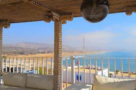 Moroccan Arts Surf Guest House - Agadir