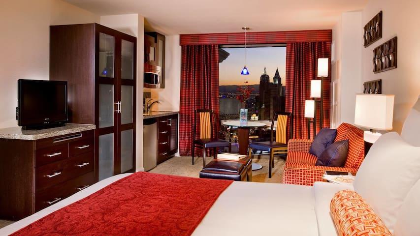 Premium studio for 4 at Marriott's Grand Chateau